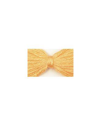 Нитки мулине цв.0604 бл.оранжевый 12х10м С-Пб арт. МГ-16655-1-МГ0163143
