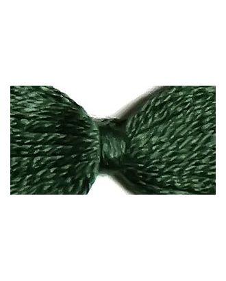 Нитки мулине цв.3806 зеленый 12х10м С-Пб арт. МГ-16658-1-МГ0163146