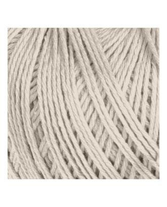 """Нитки для вязания """"Фиалка"""" (100% хлопок) 6х75г/225м цв.0103 слоновая кость, С-Пб арт. МГ-16712-1-МГ0163350"""
