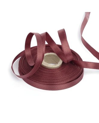 Лента для вешалок ш.0,8см цв.05 коричневый арт. МГ-16769-1-МГ0163721