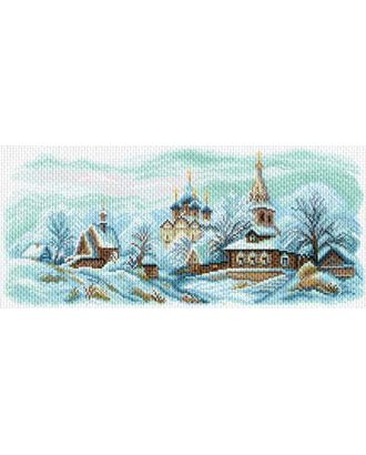 Рисунок на канве МАТРЕНИН ПОСАД - 1625 Зимний Суздаль арт. МГ-16873-1-МГ0164290