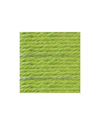 """Нитки для вязания """"Фиалка"""" (100% хлопок) 6х75г/225м цв.2503/109 салатовый, С-Пб арт. МГ-16906-1-МГ0164569"""