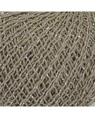 """Нитки для вязания """"Сверкающая Снежинка"""" (92% хлопок, 8% люрекс) 20х25г/195м цв.4303 арт. МГ-17208-1-МГ0165705"""