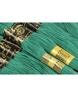 Нитки мулине цв.9274 зеленый 12х10м С-Пб арт. МГ-17260-1-МГ0165891