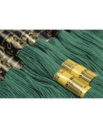 Нитки мулине цв.9286 т.зеленый 12х10м С-Пб арт. МГ-17265-1-МГ0165907