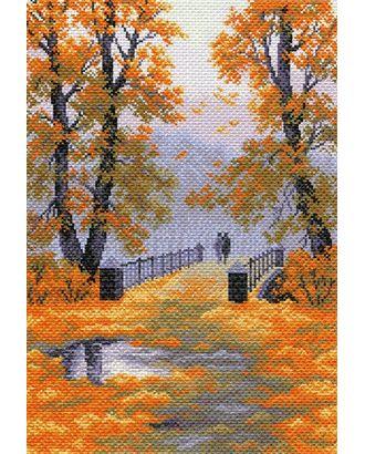 Набор для вышивания МАТРЕНИН ПОСАД - 1565 Осень в парке арт. МГ-17487-1-МГ0167543