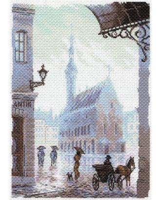 Рисунок на канве МАТРЕНИН ПОСАД - 1643 Старый город арт. МГ-17980-1-МГ0171678