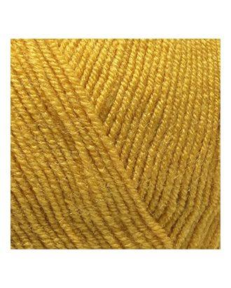 Пряжа для вязания Ализе Superlana klasik (25% шерсть, 75% акрил) 5х100г/280м цв.002 желтый арт. МГ-18106-1-МГ0172748
