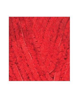 Пряжа для вязания Ализе Softy (100% микрополиэстер) 5х50г/115м цв.056 красный арт. МГ-18373-1-МГ0174082