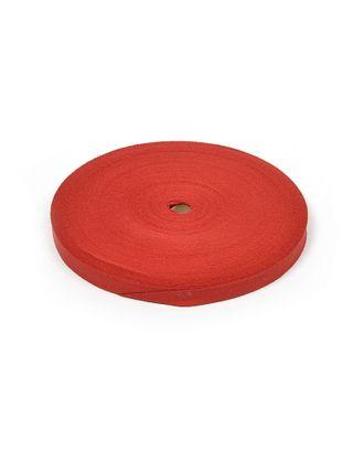 Тесьма киперная ш.1,3см хлопок 1,8г/см цв.красный арт. МГ-983-1-МГ0174311
