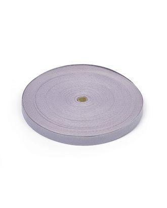 Тесьма киперная ш.1,3см хлопок 1,8г/см цв.сиреневый арт. МГ-986-1-МГ0174315