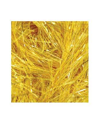 Пряжа для вязания Ализе Decofur Sim (20% металлик, 80% полиэстер) 5х100г/100м цв.216-01 желтый арт. МГ-18785-1-МГ0176889