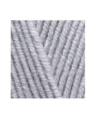 Пряжа для вязания Ализе Lana Gold Plus (49% шерсть, 51% акрил) 5х100г/140м цв.200 св.серый арт. МГ-18810-1-МГ0177111