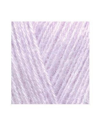 Пряжа для вязания Ализе Angora Gold (20% шерсть, 80% акрил) 5х100г/550м цв.027 лиловый арт. МГ-19078-1-МГ0179178