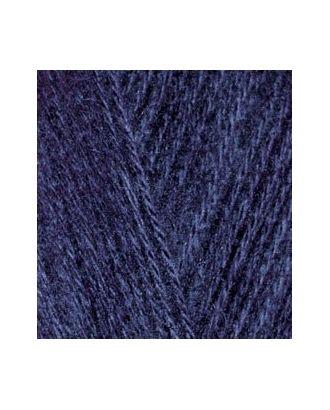 Пряжа для вязания Ализе Angora Gold (20% шерсть, 80% акрил) 5х100г/550м цв.058 т.синий арт. МГ-19080-1-МГ0179180