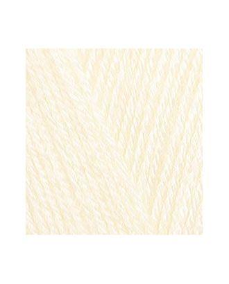 Пряжа для вязания Ализе Sekerim Bebe (100% акрил) 5х100г/350м цв.450 жемчужный арт. МГ-19084-1-МГ0179189