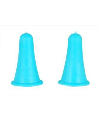 10814 Knit Pro Наконечники для спиц 2-5мм, пластик, голубой, уп.2шт арт. МГ-19151-1-МГ0179424