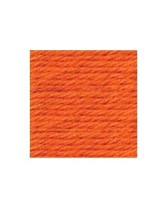 "Нитки для вязания ""Фиалка"" (100% хлопок) 6х75г/225м цв.0502/013 оранжевый С-Пб арт. МГ-19303-1-МГ0179774"