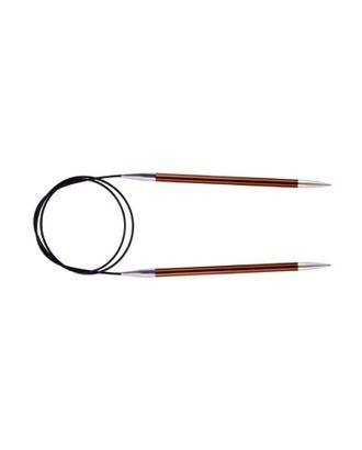 Спицы круговые Knit Pro 47132 Zing 5,5мм/80см, алюминий арт. МГ-19633-1-МГ0181392