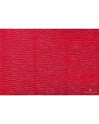 Бумага гофрированная Италия 50см х 2,5м 140г/м² цв.986 вишневый арт. МГ-19713-1-МГ0181704