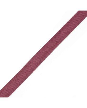 Тесьма киперная ш.1,3см хлопок 1,8г/см цв.бордовый арт. МГ-1472-1-МГ0181825