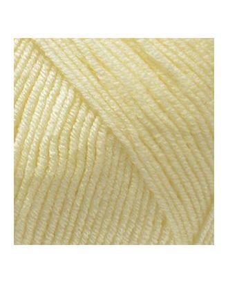 Пряжа для вязания Ализе Happy Baby (65% акрил, 35% полиамид) 5х100г/350м цв.001 кремовый арт. МГ-19806-1-МГ0182447