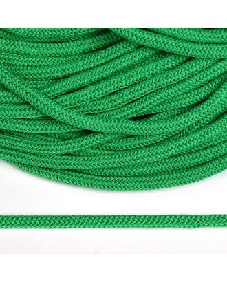 Шнур полиэфир, 1с-36, 4.5мм, цв.057 ярк.зеленый арт. МГ-1508-1-МГ0182831