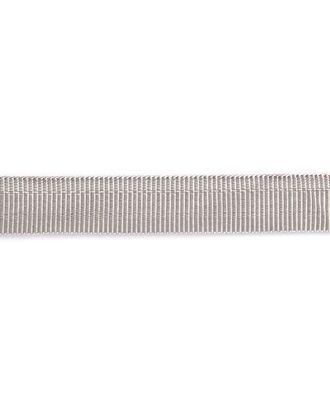 Тесьма брючная,15мм,1с-79 цв.серый уп.25м арт. МГ-37-1-МГ0182908