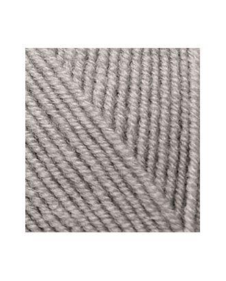Пряжа для вязания Ализе Superlana klasik (25% шерсть, 75% акрил) 5х100г/280м цв.652 пепельный арт. МГ-19928-1-МГ0183380