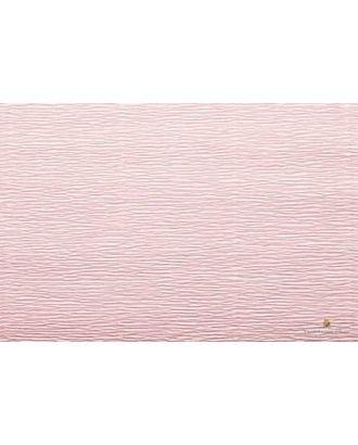 Бумага гофрированная Италия 50см х 2,5м 180г/м² цв.548 св.персиковая арт. МГ-20073-1-МГ0184390
