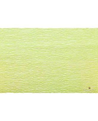 Бумага гофрированная Италия 50см х 2,5м 180г/м² цв.558 салатовый арт. МГ-20079-1-МГ0184396