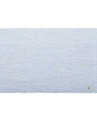 Бумага гофрированная Италия 50см х 2,5м 180г/м² цв.559 нежно-голубая арт. МГ-20080-1-МГ0184397