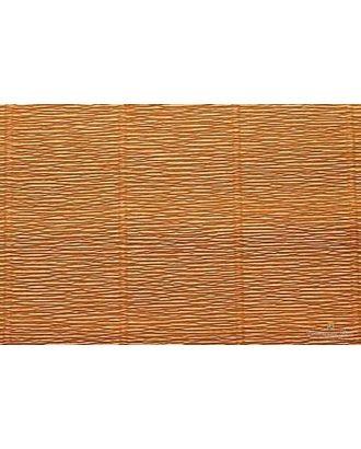 Бумага гофрированная Италия 50см х 2,5м 180г/м² цв.567 св.коричневая арт. МГ-20084-1-МГ0184401