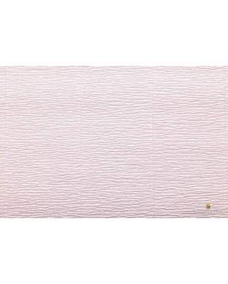 Бумага гофрированная Италия 50см х 2,5м 180г/м² цв.569 бело-розовая арт. МГ-20085-1-МГ0184402