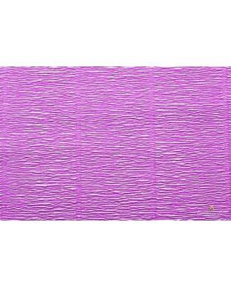 Бумага гофрированная Италия 50см х 2,5м 180г/м² цв.590 ярк.сиреневая арт. МГ-20097-1-МГ0184444