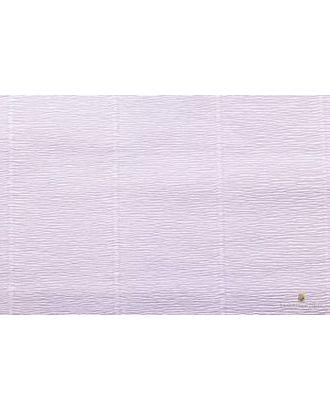 Бумага гофрированная Италия 50см х 2,5м 180г/м² цв.592 св.сиреневая арт. МГ-20099-1-МГ0184446
