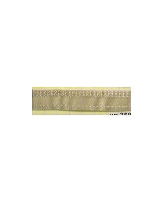 Тесьма брючная рис.7571 (966) шир.15мм цв.14 св.бежевый уп.50м арт. МГ-1589-1-МГ0184451