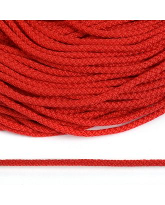 Шнур полиэфир, 1с-31, 2.5мм, цв.045 красный арт. МГ-1665-1-МГ0185607