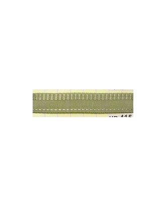 Тесьма брючная рис.7571 (966) шир.15мм цв.11 св.оливковый уп.50м арт. МГ-1692-1-МГ0185967