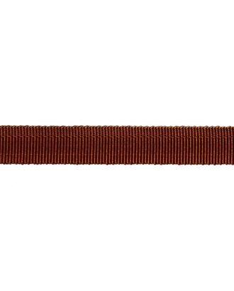 Тесьма брючная,15мм,1с-79 цв.коричневый уп.25м арт. МГ-1737-1-МГ0186913