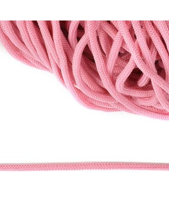 Шнур полиэфир, 1с-36, 4.5мм, цв.019/Р розовый арт. МГ-1804-1-МГ0187591