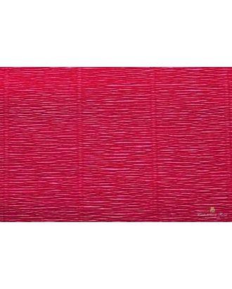 Бумага гофрированная Италия 50см х 2,5м 140г/м² цв.984 бордовый арт. МГ-20550-1-МГ0188156