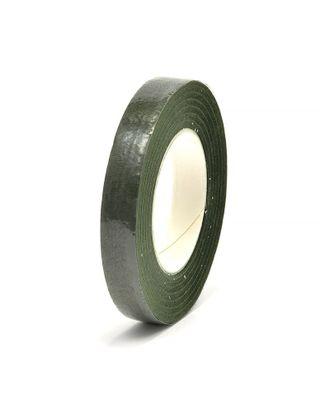 Тейп лента Magic 4 Hobby цв.темно-зеленый, ширина 10 мм, уп.27.43 м арт. МГ-21024-1-МГ0190901