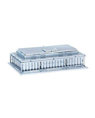 Объемная металлическая 3D модель Kennedy Center 7,7х4,9х2,2см арт. МГ-21035-1-МГ0191145