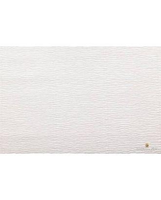 Бумага гофрированная Италия 50см х 2,5м 180г/м² цв.603 кремовый арт. МГ-21051-1-МГ0191417