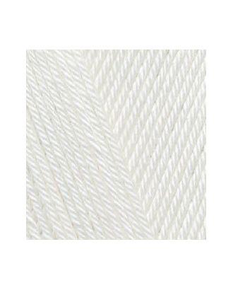 Пряжа для вязания Ализе Diva (100% микрофибра) 5х100г/350м цв.062 молочный арт. МГ-21064-1-МГ0191580