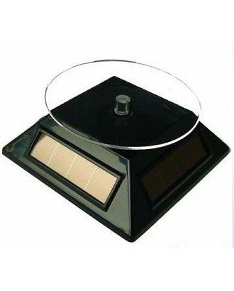 Подставка для металлической модели на фотоэлементах 10х10х4см арт. МГ-21082-1-МГ0191738