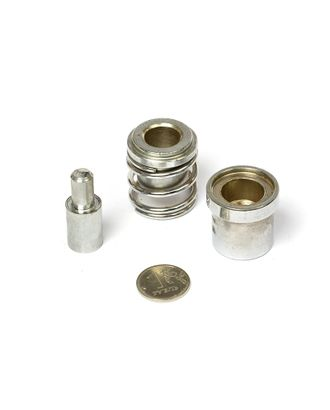 Насадка для обтяжки пуговиц Микрон №26 (16,5мм) арт. МГ-2071-1-МГ0193476