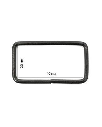 Рамка металл TSW 40х20х2,5мм арт. МГ-2088-1-МГ0193687