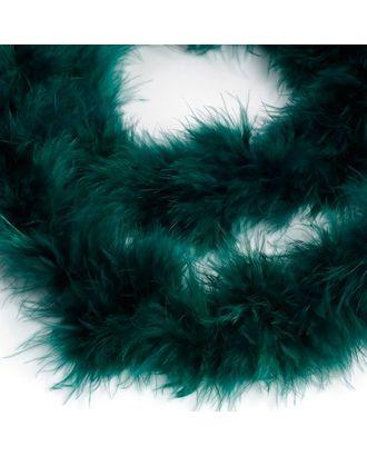Боа-пух цв.т.зеленый уп.2м арт. МГ-78313-1-МГ0194900